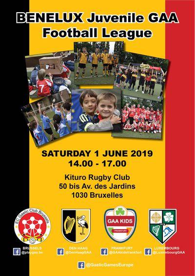 Poster Benelux 2019