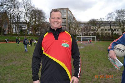 Mark Cunningham -Trainer U10s