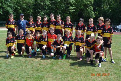 EC GAA Brussels Team